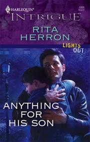 Cover of: Anything For His Son
