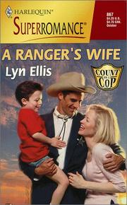 Cover of: A Ranger's Wife