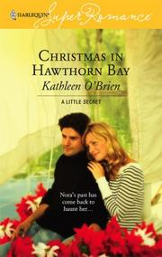 Cover of: Christmas In Hawthorn Bay | Kathleen O