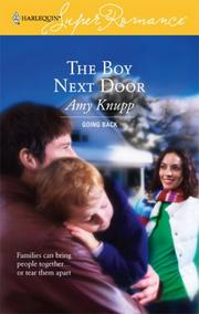 Cover of: The Boy Next Door