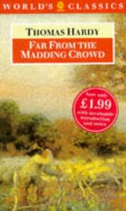 Cover of: Far from the madding crowd | Thomas Hardy