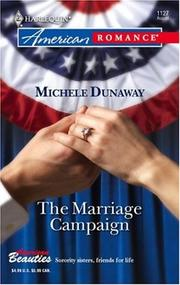 Cover of: The Marriage Campaign | Michele Dunaway
