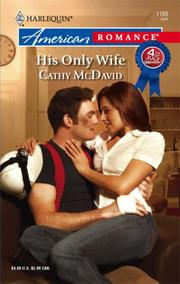 Cover of: His Only Wife
