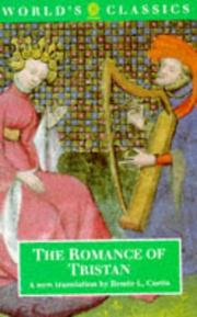 Cover of: The Romance of Tristan |