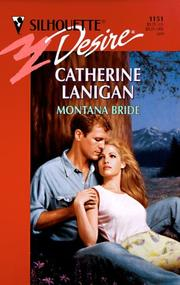 Cover of: Montana Bride