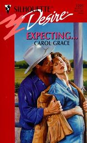 Cover of: Expecting ...