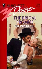 Cover of: The Bridal Promise