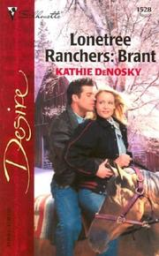 Cover of: Lonetree ranchers: Brant