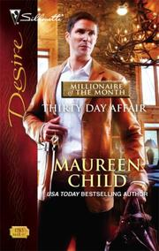Cover of: Thirty Day Affair