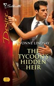 Cover of: The Tycoon's Hidden Heir