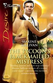 Cover of: The Tycoon's Blackmailed Mistress