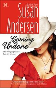 Cover of: Coming Undone (Marine, Book 4)