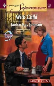 Cover of: With Child