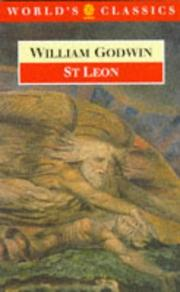 Cover of: St. Leon: a tale of the sixteenth century