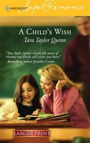 Cover of: A Child's Wish
