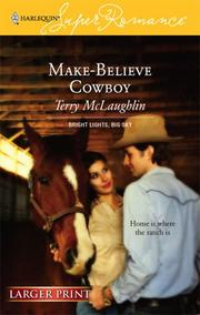 Cover of: Make-Believe Cowboy