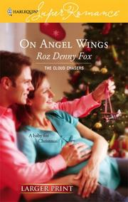 Cover of: On Angel Wings