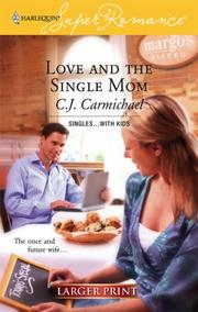 Cover of: Love And The Single Mom