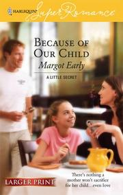 Cover of: Because Of Our Child