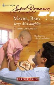 Cover of: Maybe, Baby