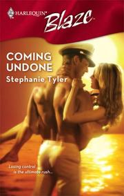 Cover of: Coming Undone