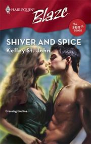 Cover of: Shiver And Spice