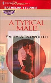 Cover of: A Typical Male!