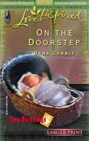 Cover of: On the Doorstep (Tiny Blessings, Book 3) | Dana Corbit