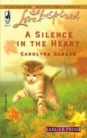 Cover of: A Silence In The Heart