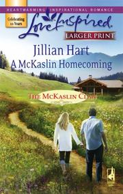 Cover of: A McKaslin Homecoming (The McKaslin Clan #9)