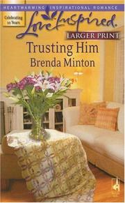 Cover of: Trusting Him