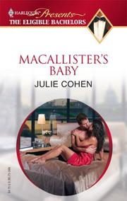 Cover of: Macallister's Baby