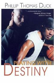 Cover of: Playing With Destiny (Sepia)