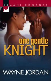 Cover of: One Gentle Knight