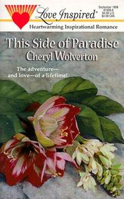 Cover of: This Side Of Paradise