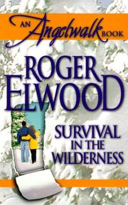 Cover of: Survival In The Wilderness (Love Inspired Promo)