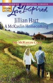 Cover of: A McKaslin Homecoming (The McKaslin Clan, Book 14)