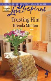 Cover of: Trusting Him (Love Inspired)