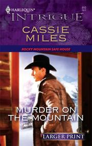 Cover of: Murder On The Mountain | Cassie Miles