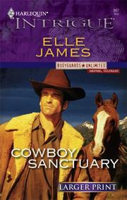 Cover of: Cowboy Sanctuary