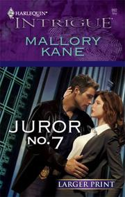 Cover of: Juror No. 7 | Mallory Kane