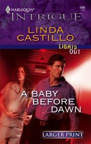 Cover of: A Baby Before Dawn