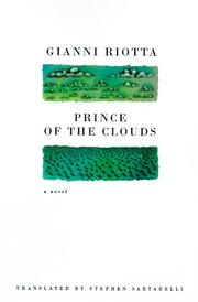 Cover of: Prince of the clouds