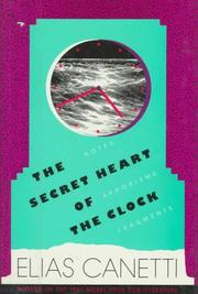 Cover of: The Secret Heart of the Clock