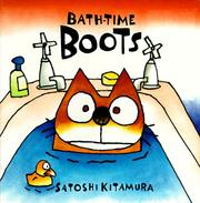 Cover of: friend for Boots | Satoshi Kitamura