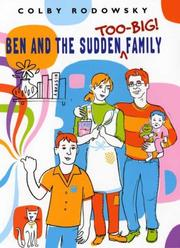 Cover of: Ben and the Sudden Too-Big Family