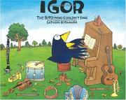 Cover of: Igor, the Bird Who Couldn