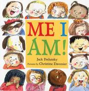 Cover of: Me I am!