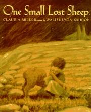 Cover of: One small lost sheep | Claudia Mills
