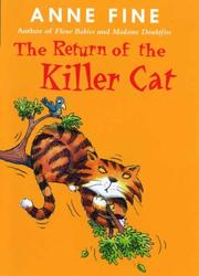 Cover of: The Return of the Killer Cat